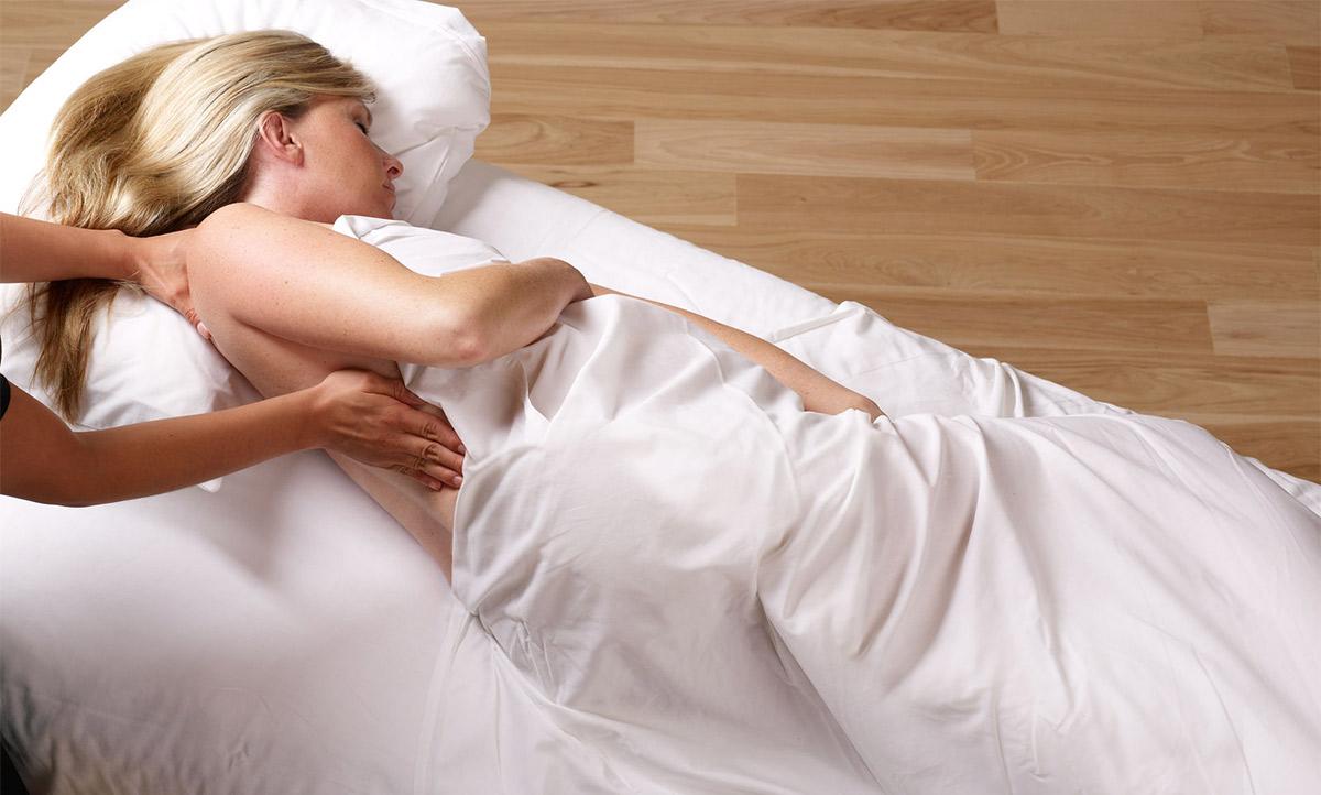 pozitie masaj gravide