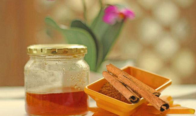 anticelulitic cu miere si scortisoara